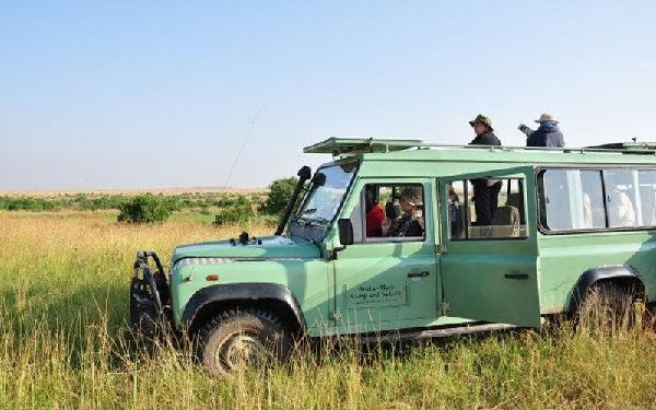 Safaris for natur enthusiasts