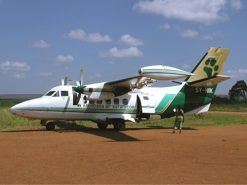 Fly-In-Safari in Kenya